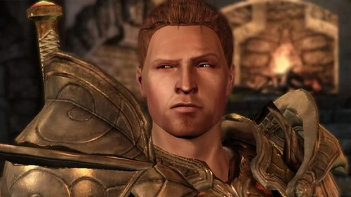 Alistair from Dragon Age: Origins