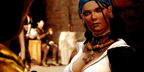 Isabela in Dragon Age 2